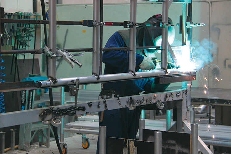Access Equipment and Scaffolding | Installation and Manufacturing Process
