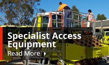 Specialist Access Equipment
