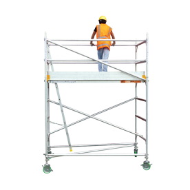 Aluminium Scaffold Tower – Trade Series