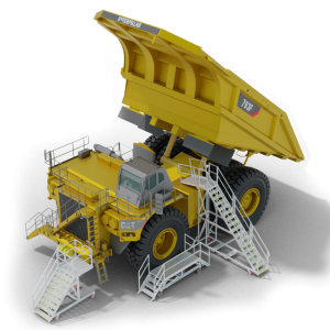 Mining Machinery and Workshop