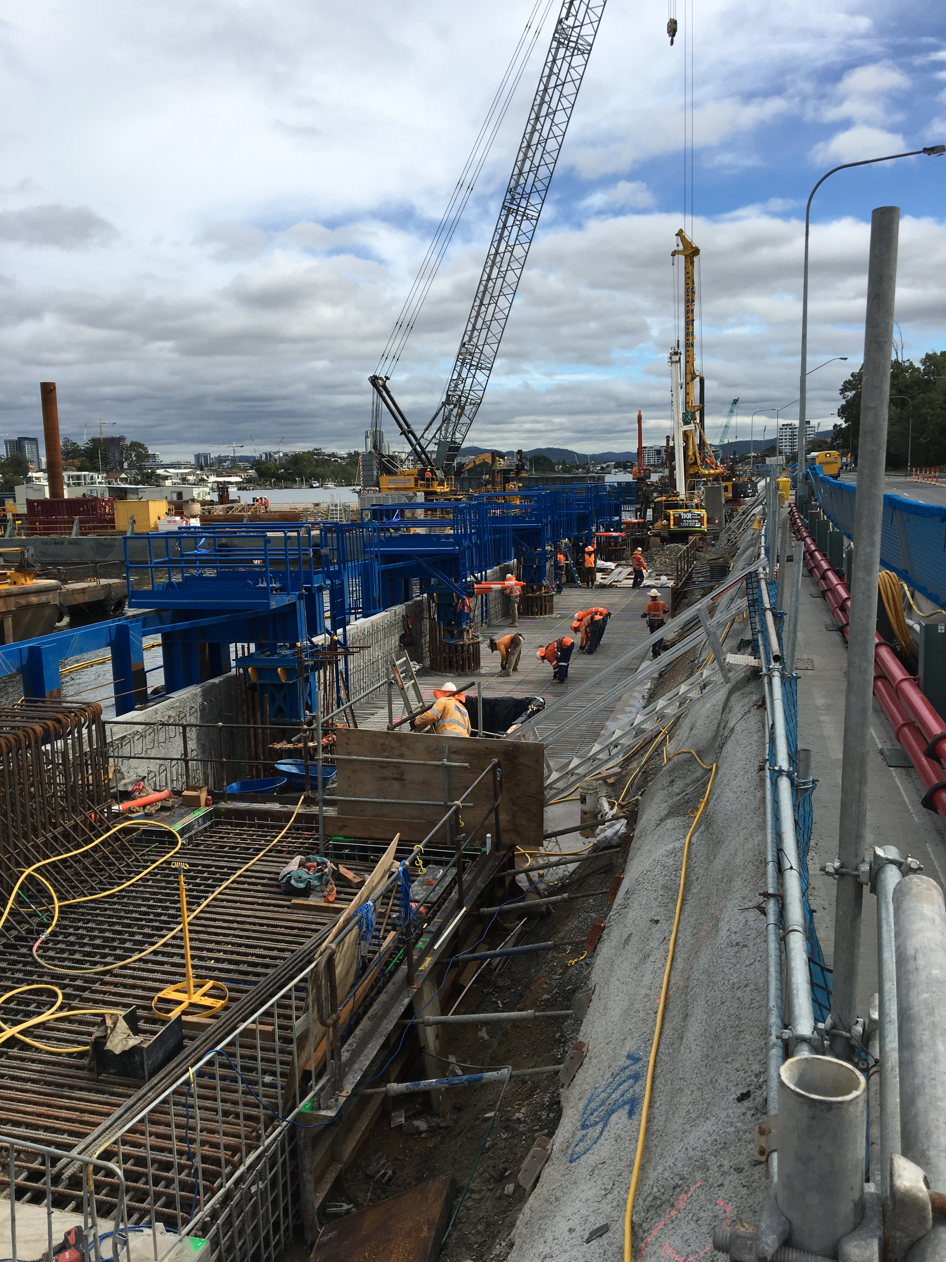 Added Safety for Lendlease at Kingsford Smith Drive