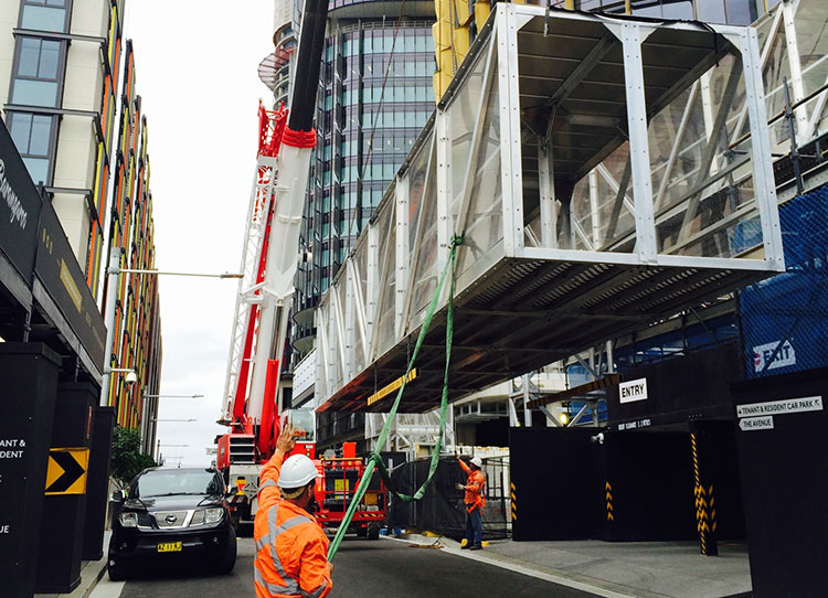 From Commissioning to Installation of Height Access Systems